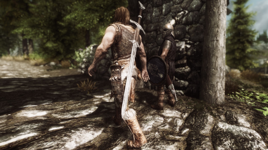 Avingard Leaving Falkreath
