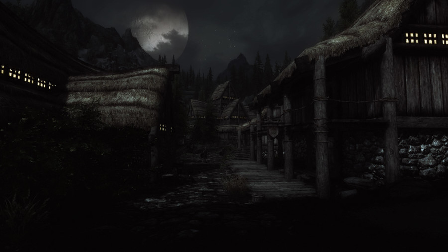 Falkreath at Night