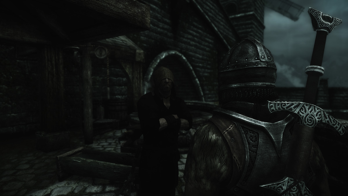 Beirand at His Forge.