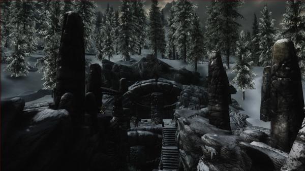 The Ruins of Korvanjund.